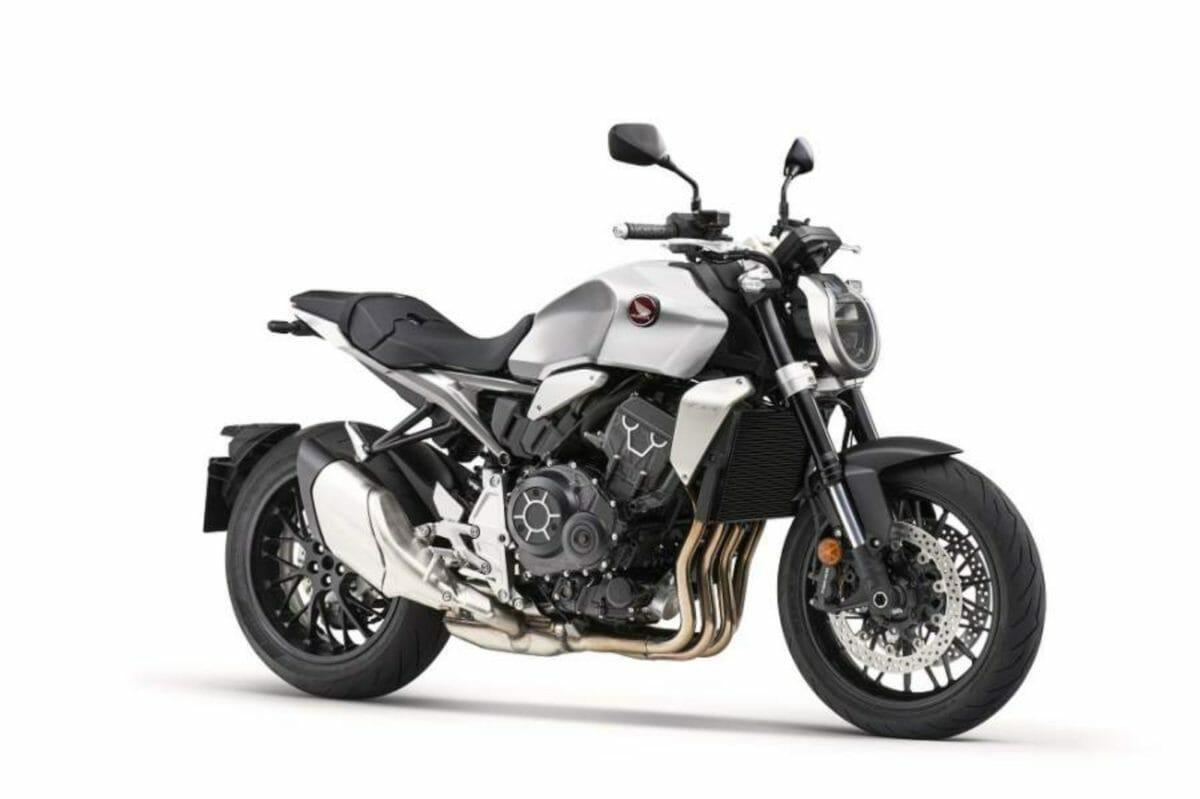 Honda CB1000R 2021 Unveiled