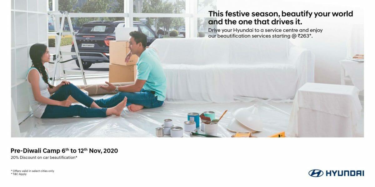 Hyundai_Pre diwali camp offers (1)