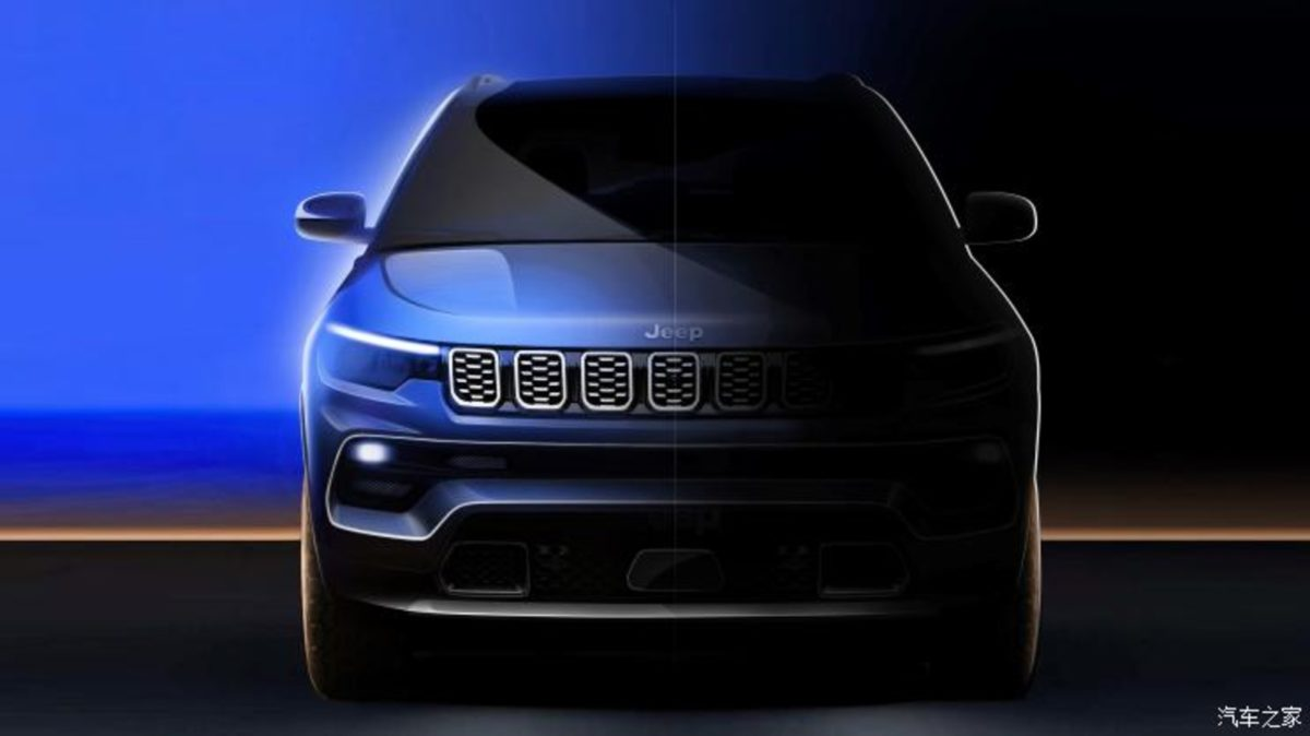 Jeep Compass facelift lifts curtain, know when to launch in India