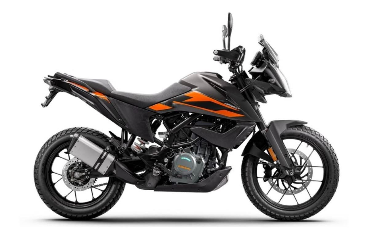 KTM 250 Adventure launched