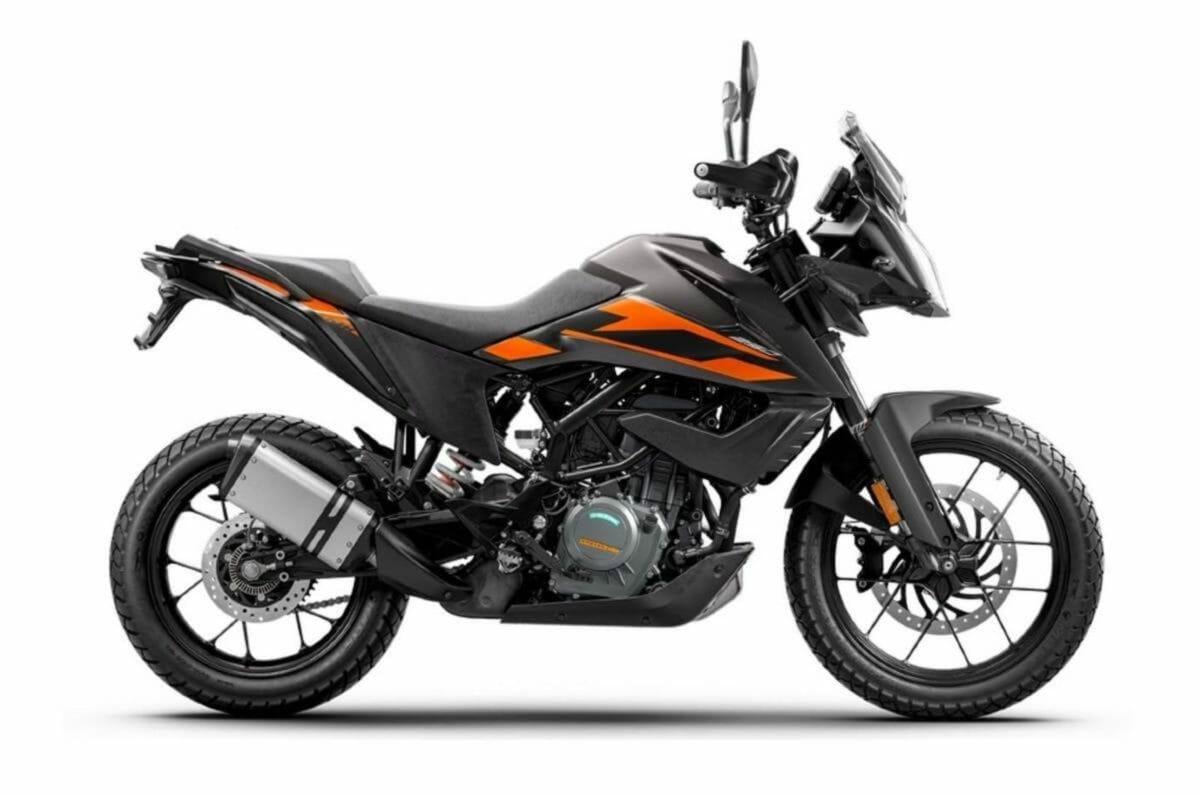 KTM 250 Adventure launched