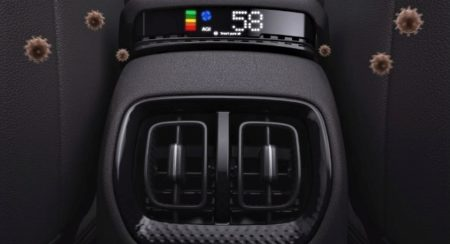 Kia Sonet Air Purifier