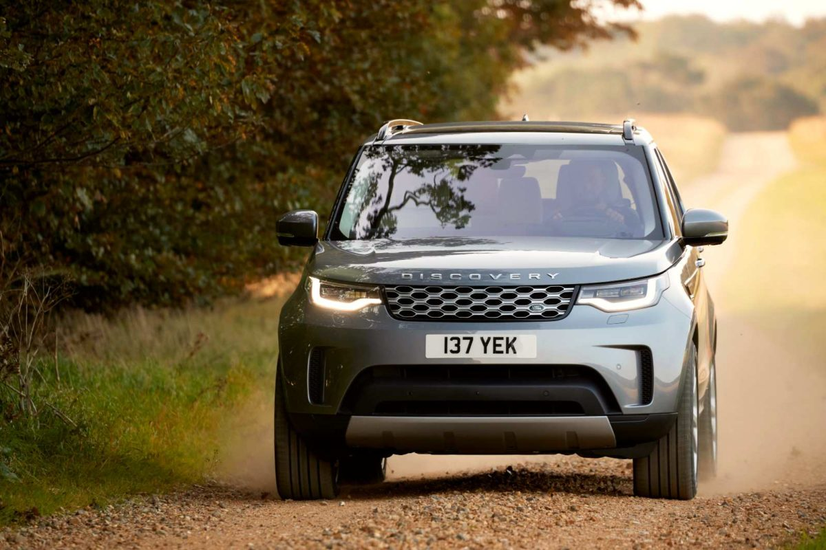 Land Rover Discovery facelift unveiled
