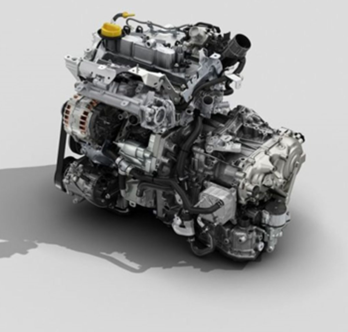 Nissan Magnite HRA0 CVT engine