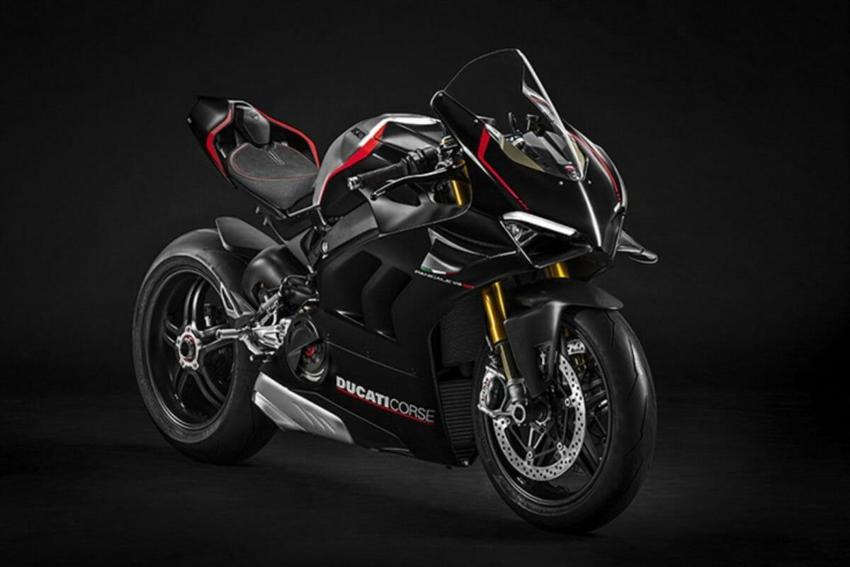 Panigale V4 SP Ducati