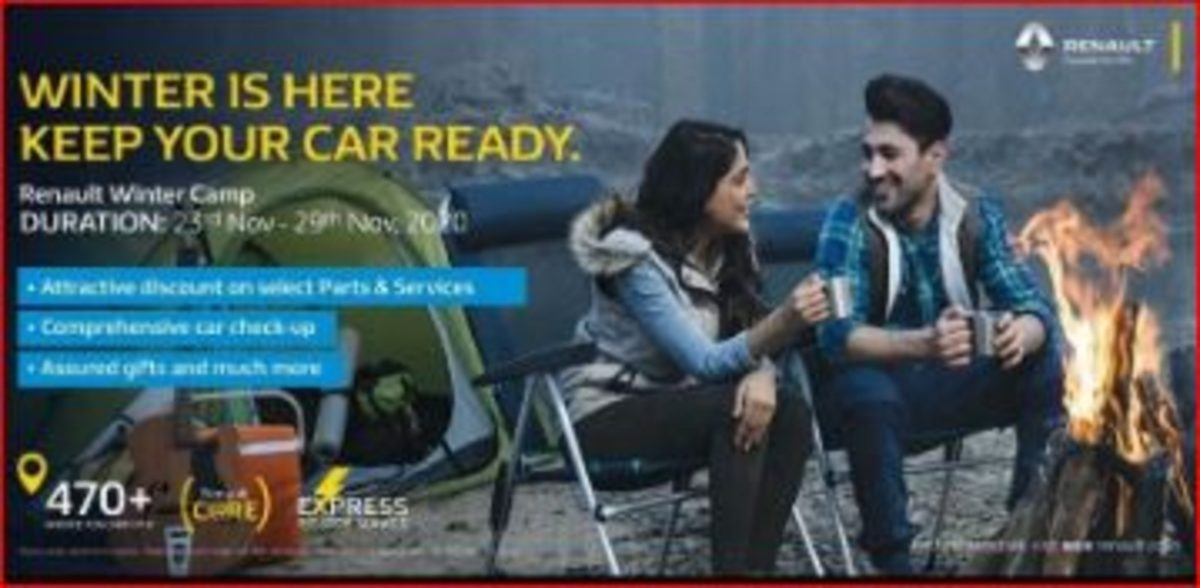 Renault India Service