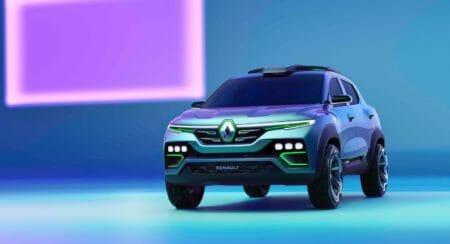 Renault KIGER M