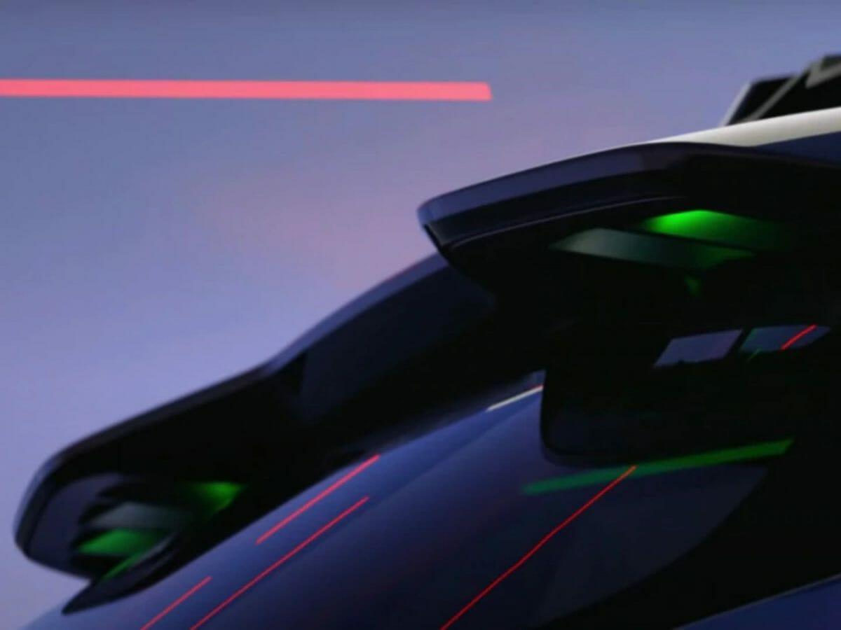 Renault Kiger concept teased (1)