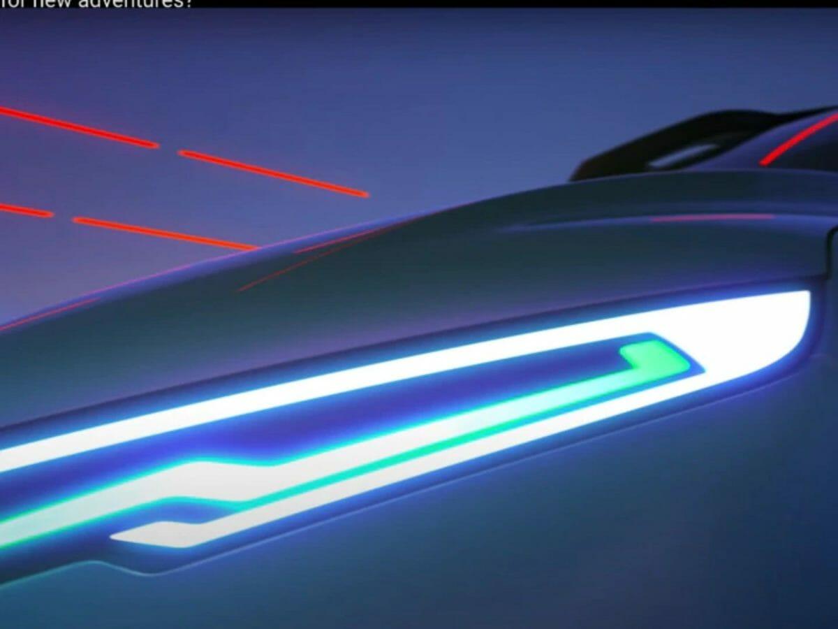 Renault Kiger concept teased