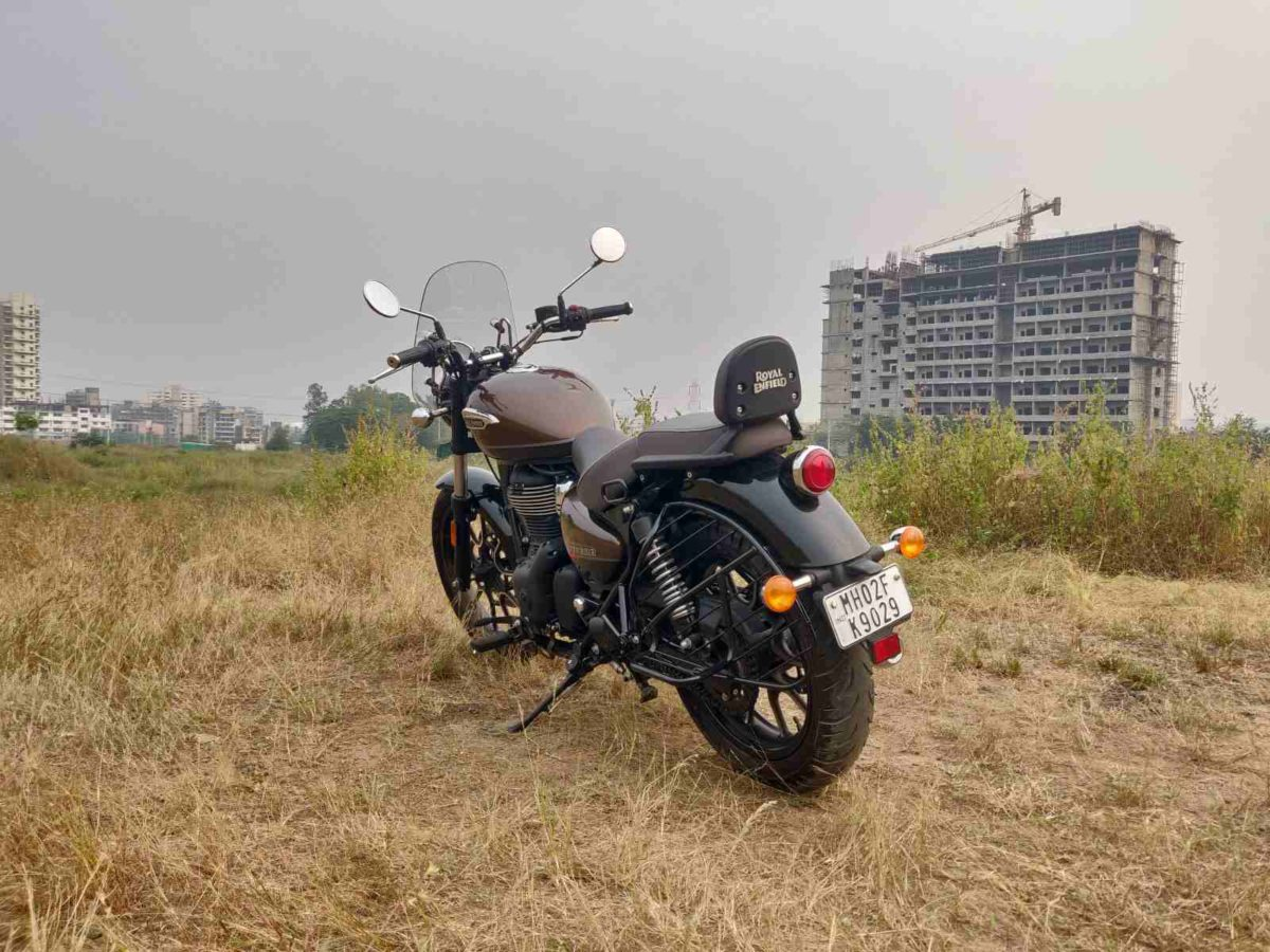 Royal Enfield Meteor 350 review images (1)
