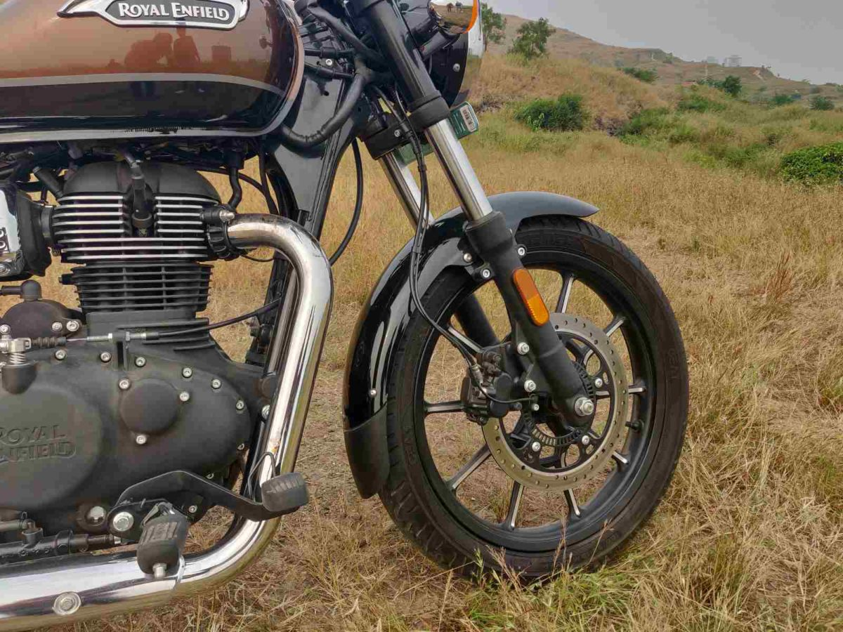 Royal Enfield Meteor 350 review images