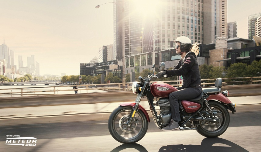 Royal Enfield Meteor350 Official Images (1)