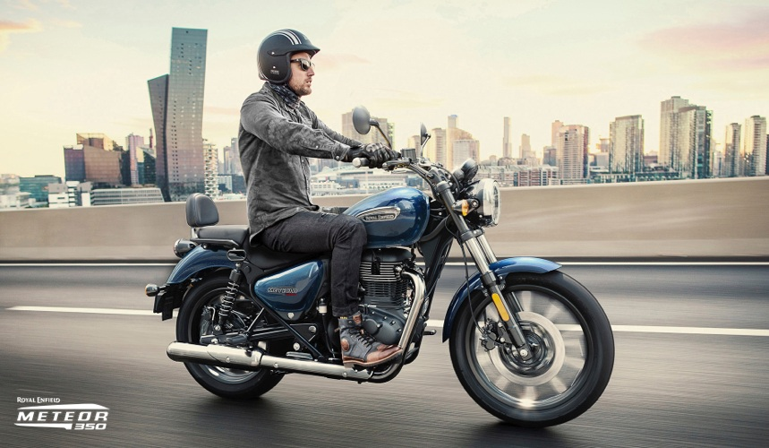 Royal Enfield Meteor350 Official Images (3)