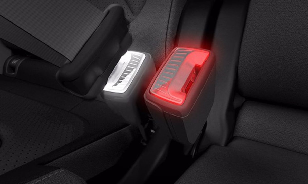 Skoda glowing seat belt patent (1)