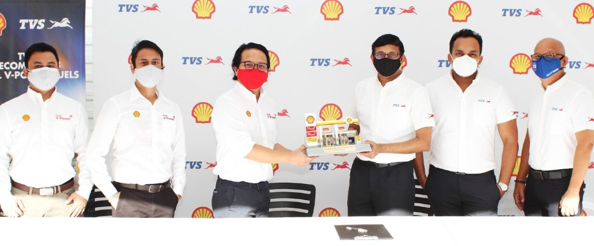 TVS Motor Company associates with Pilipinas Shell Petroleum Corporation … (1)
