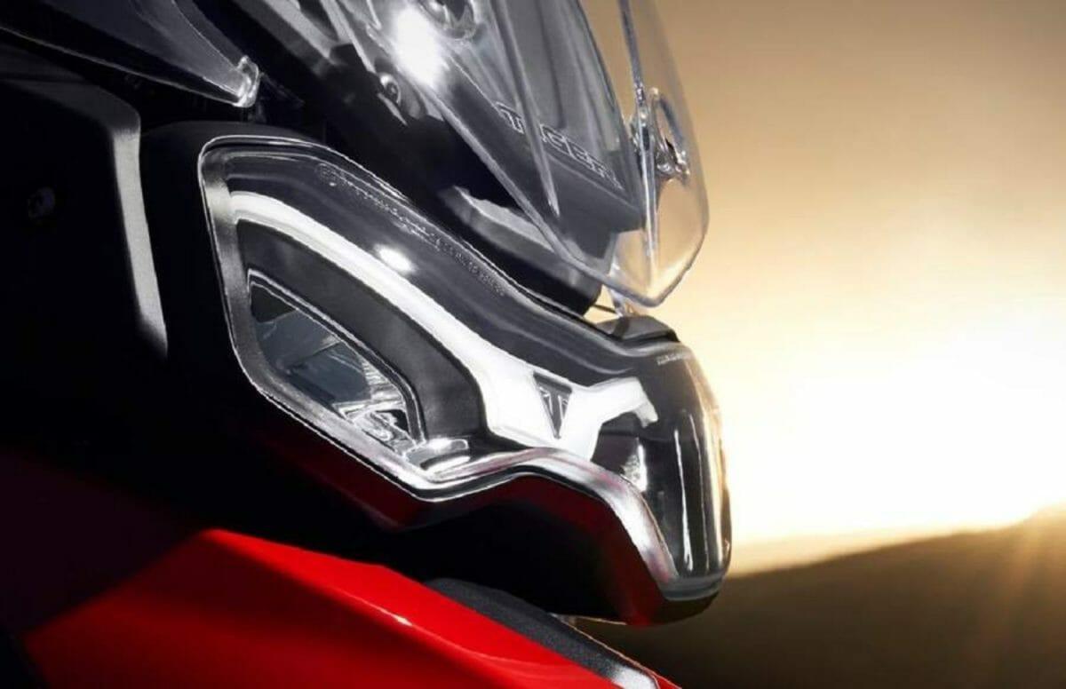 Triumph Tiger 850 Sport teased (2)