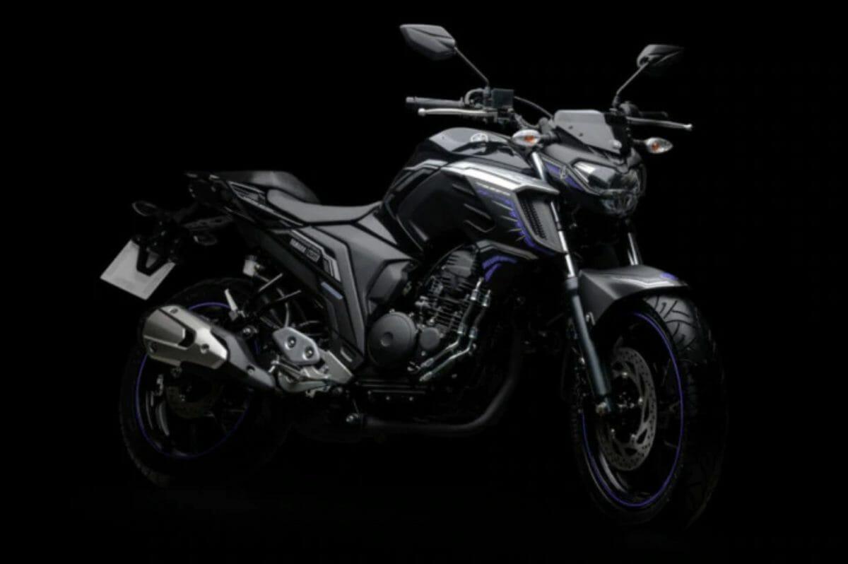Yamaha FZ25 Avengers edition (1)
