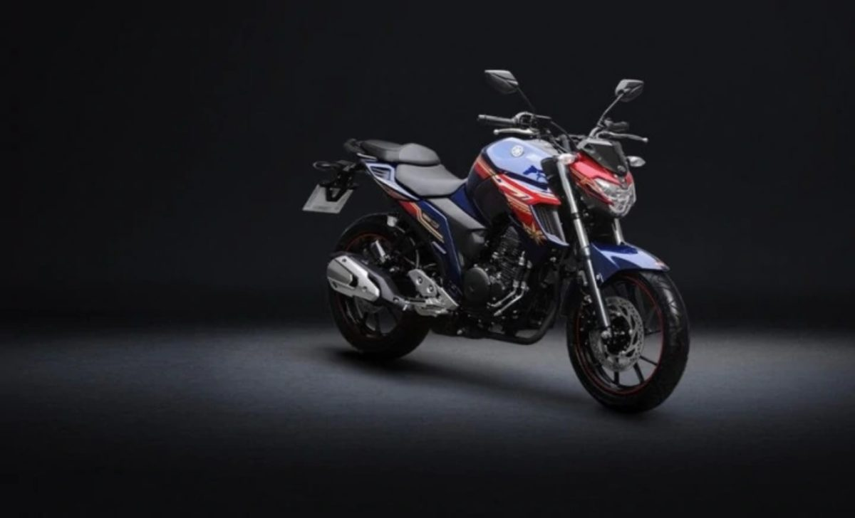 Yamaha FZ25 Avengers edition