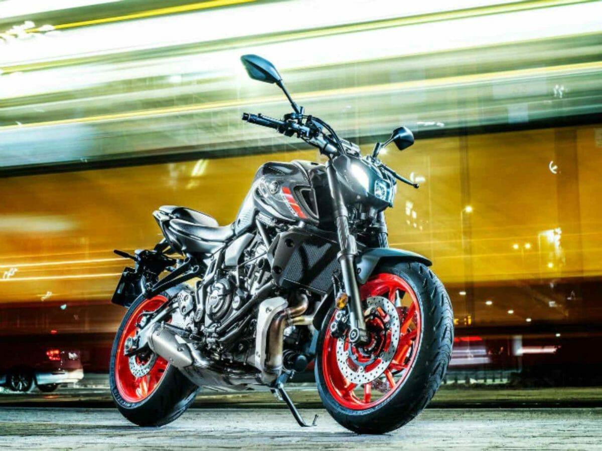 Yamaha MT 07 (1)