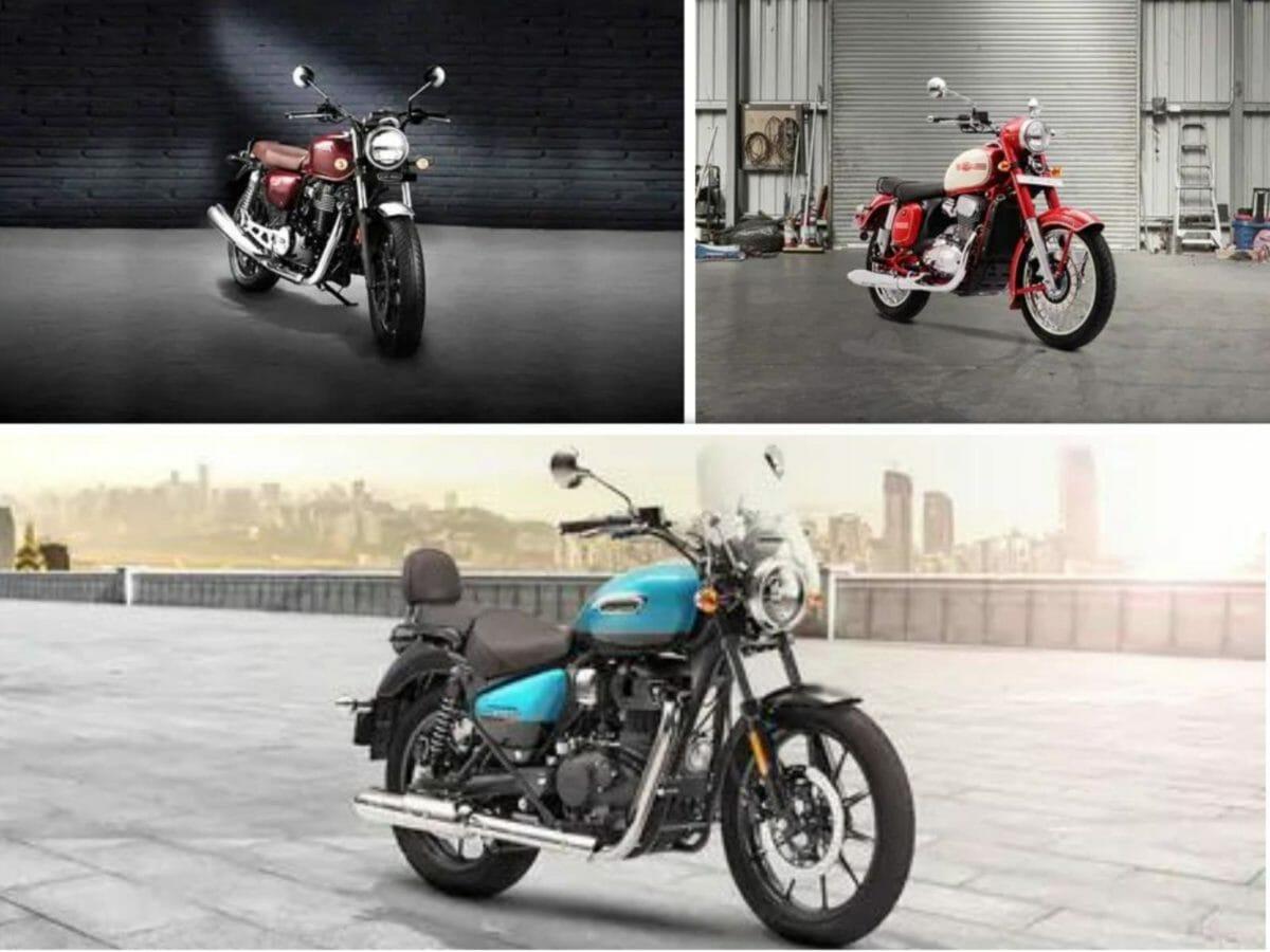 jawa jawa Vs Royal Enfield Meteor 350 Vs Honda CB350 (1)