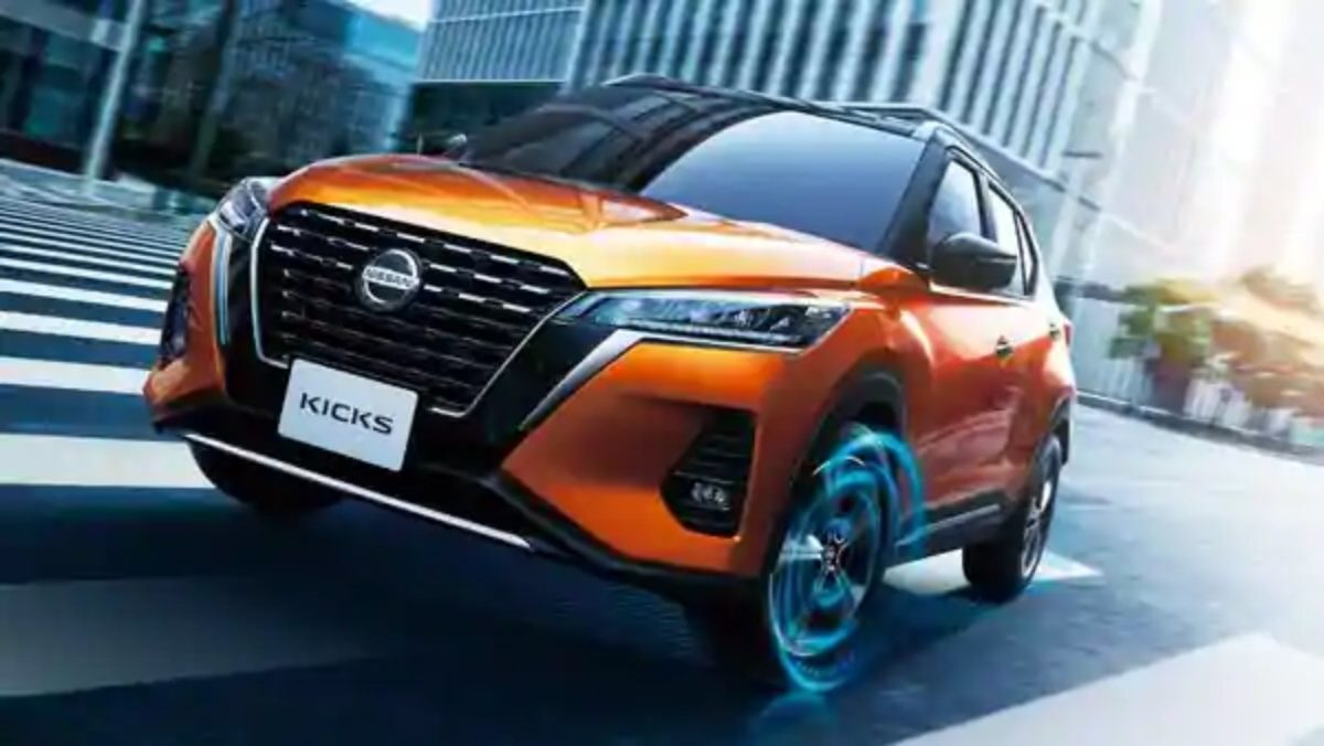 2021 Nissan Kicks teased