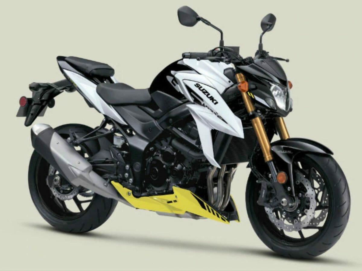 2021 Suzuki GSX S750
