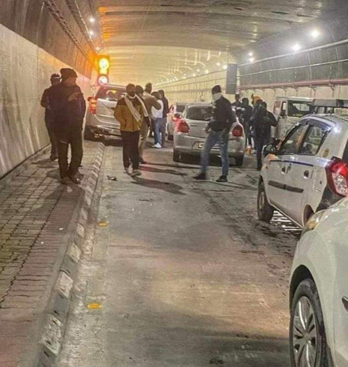 Atal tunnel chaos