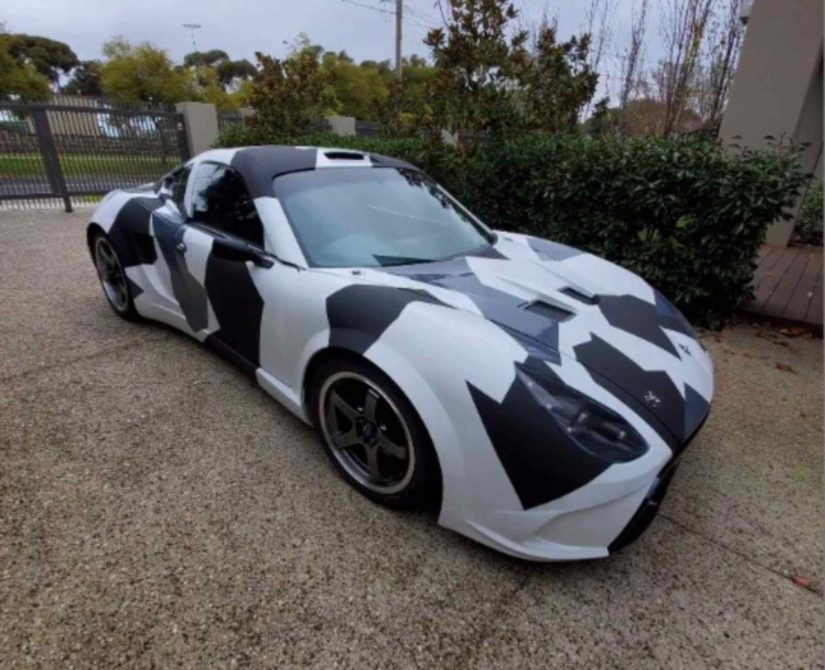 Avass electric car
