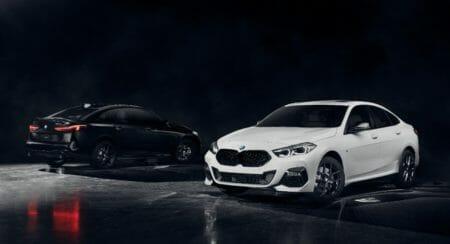 BMW 2 Series black shadow edition india (1)