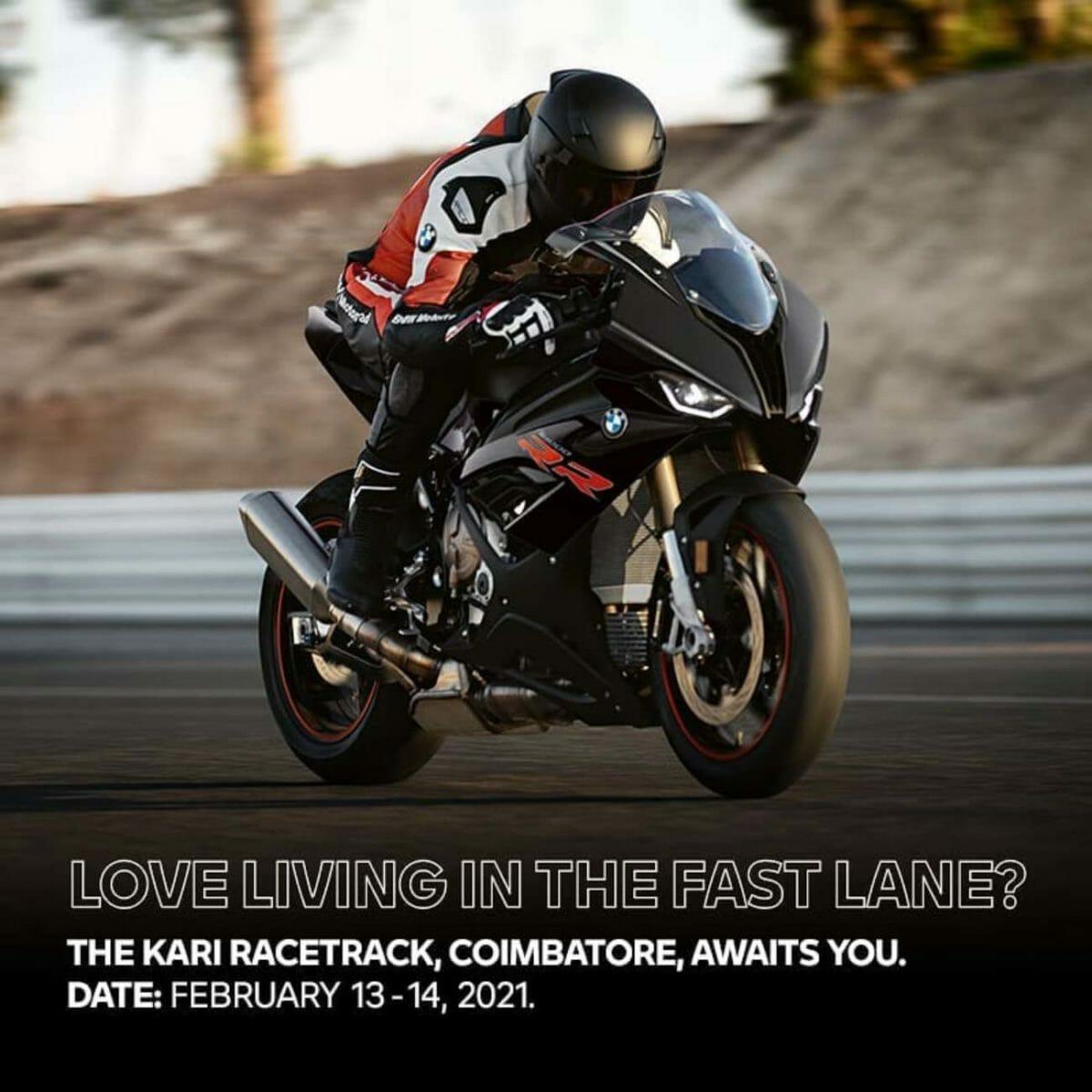 BMW Motorrad India trackday (1)