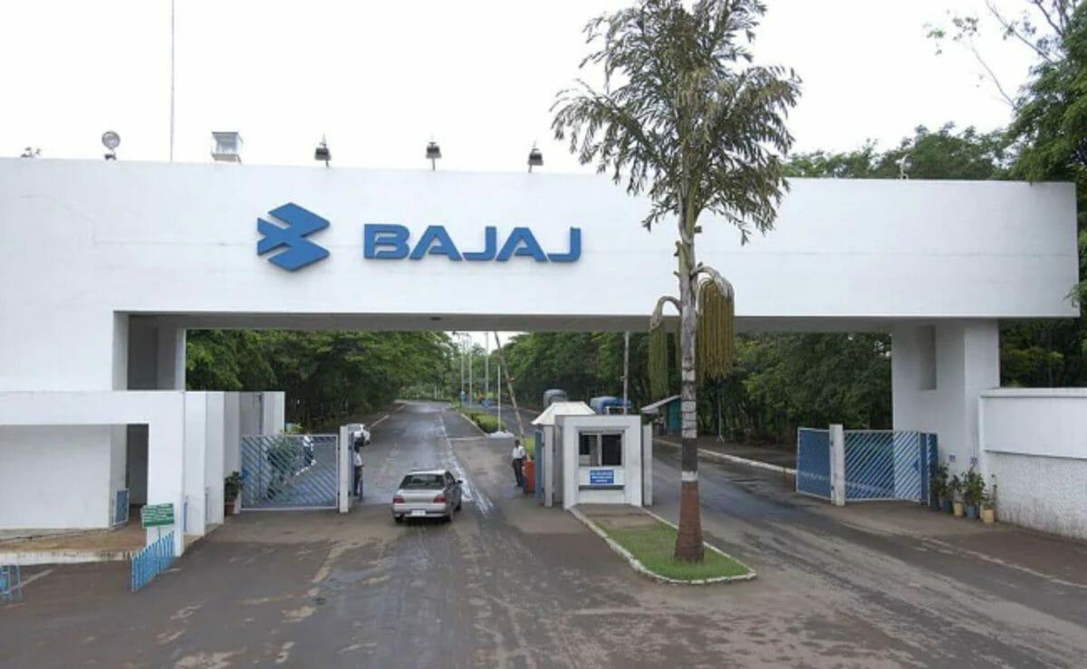 Bajaj Auto new Chakan Plant