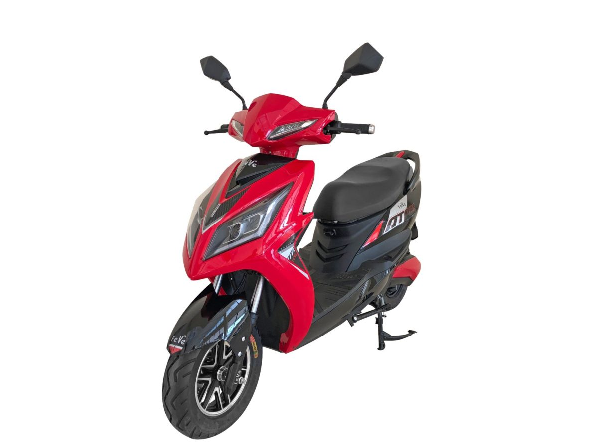 Eeve Electric scooters – Atreo and Ahava (2)