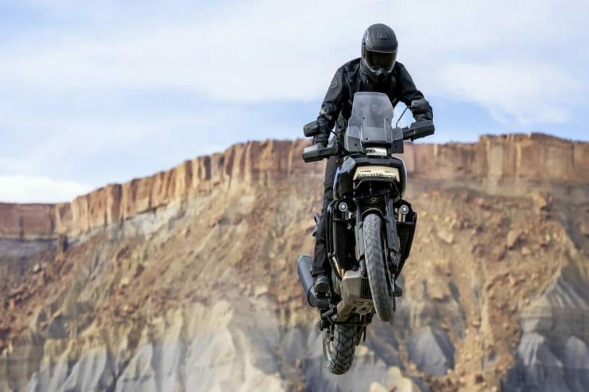Harley Davidson global unveil pan america (1)