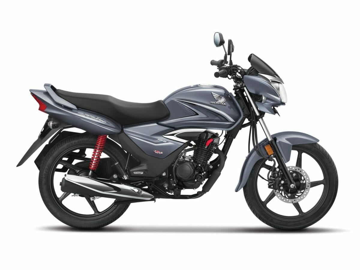 Honda CB Shine 03