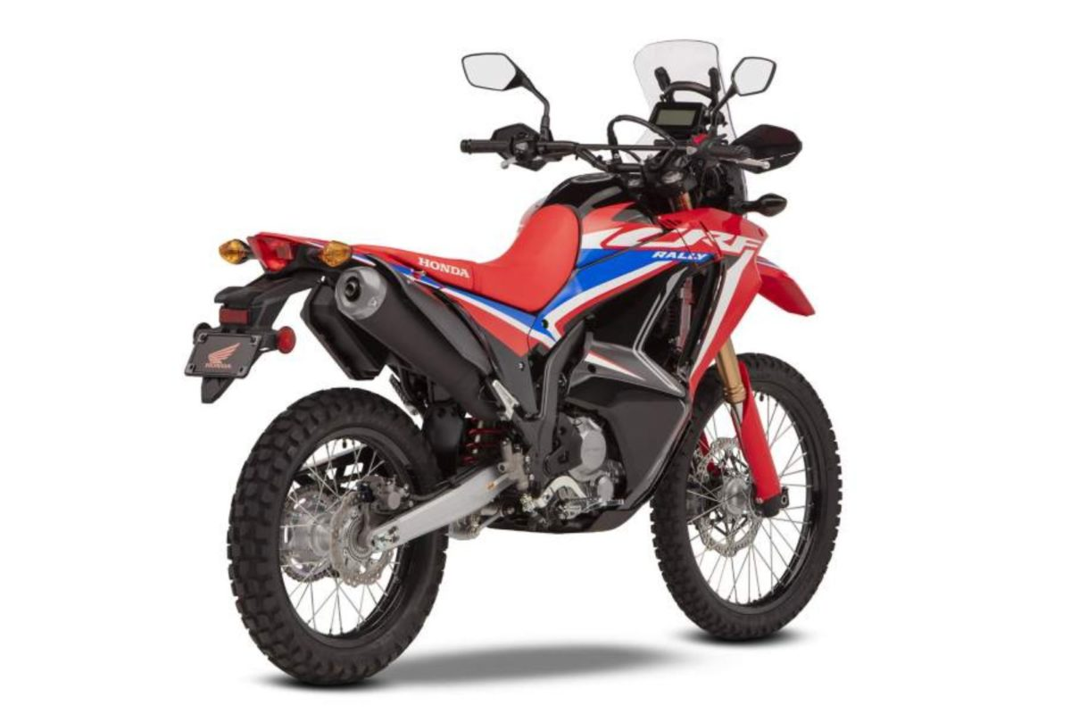 Honda CRF300L and CRF300 Rally (2)