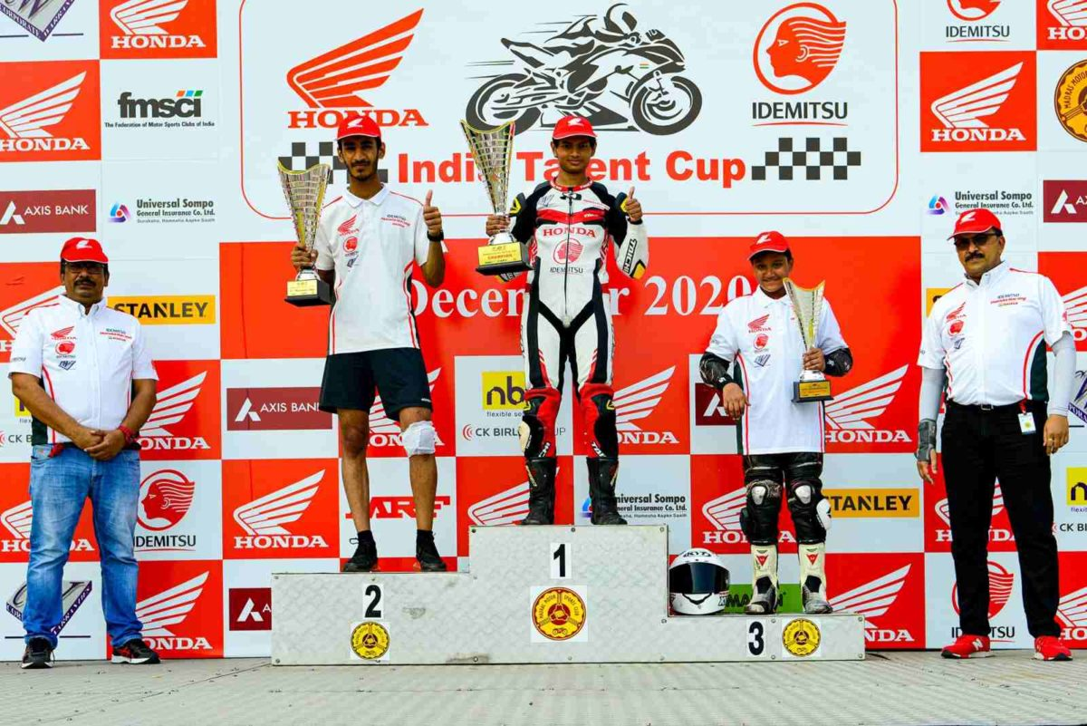 Honda racing championship (2)