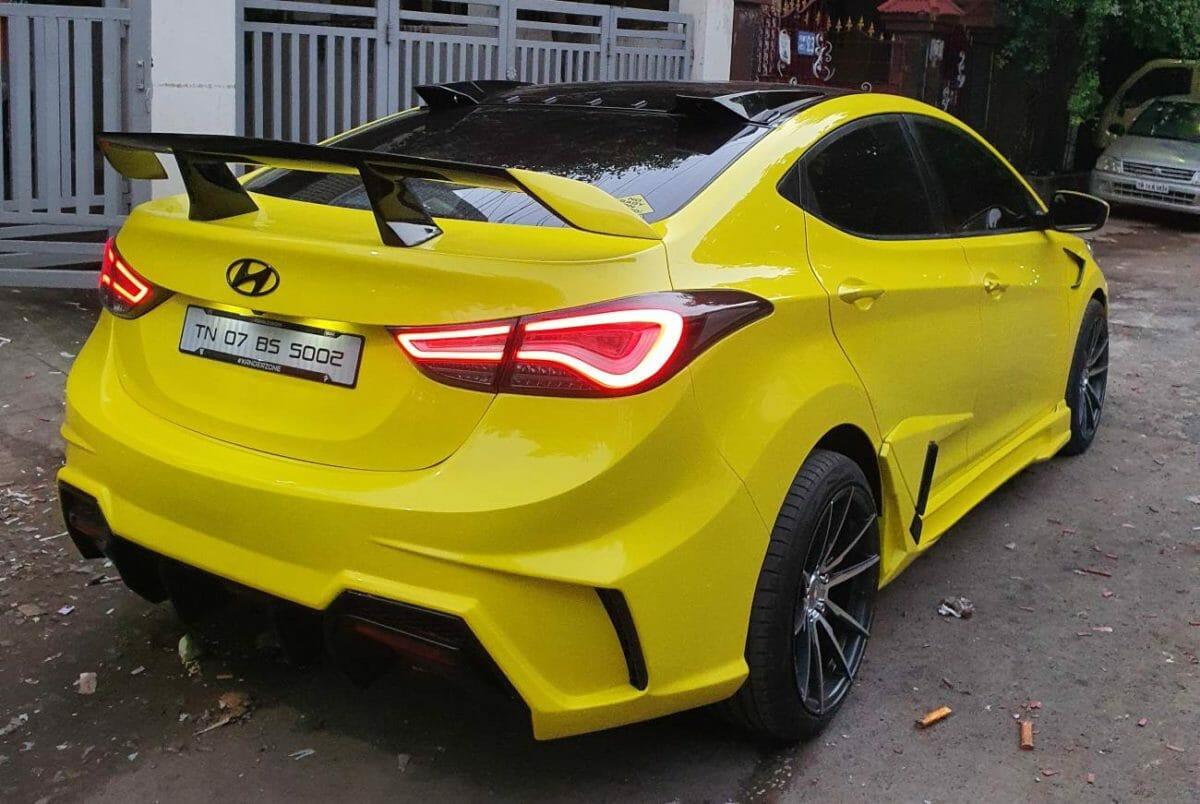 Hyundai Elantra JGTC modified (3)