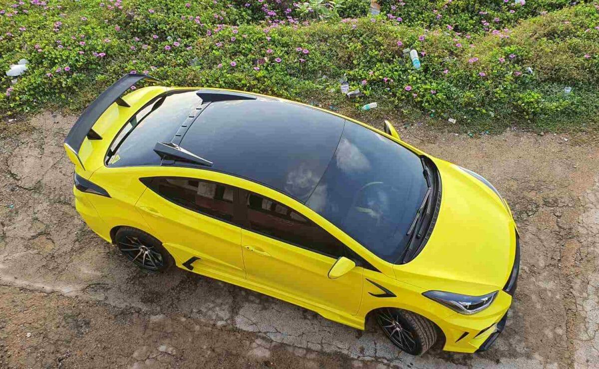 Hyundai Elantra JGTC modified (4)