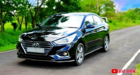 Hyundai verna modified 180 hp (1)