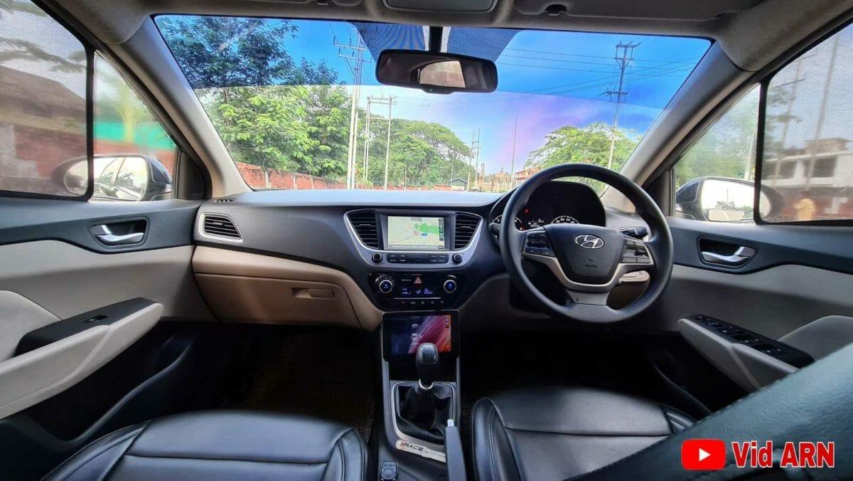 Hyundai verna modified 180 hp (2)