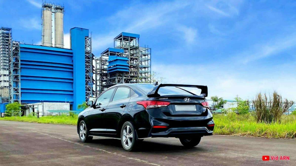 Hyundai verna modified 180 hp (3)