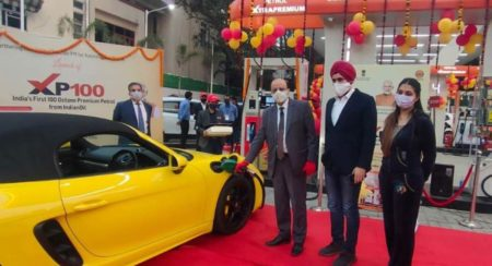 Indian Oil 100 octane fuel (1)