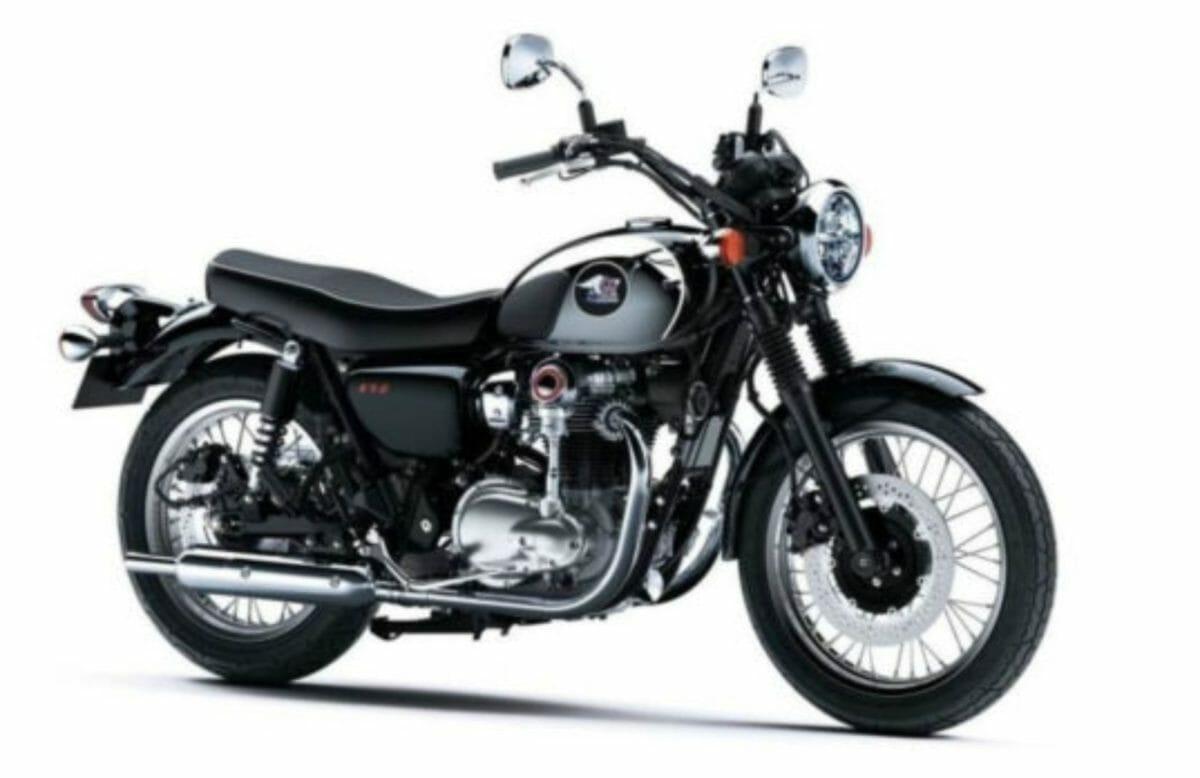 Kawasaki Meguro K3