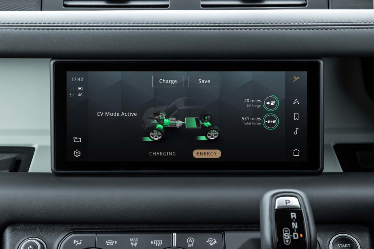 Land Rover Defender Hybrid bookings (3)