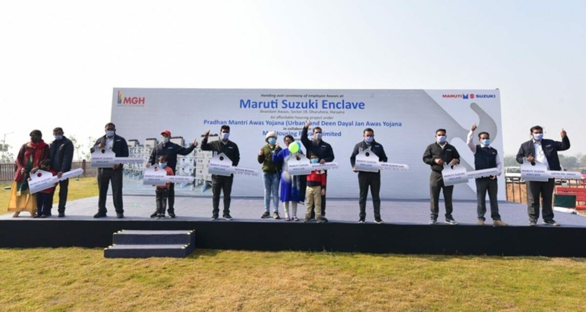 Maruti Suzuki Enclave