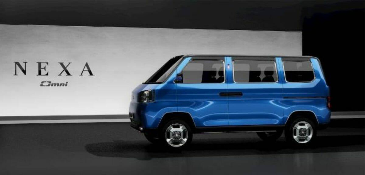 Maruti Suzuki electric omni render 2