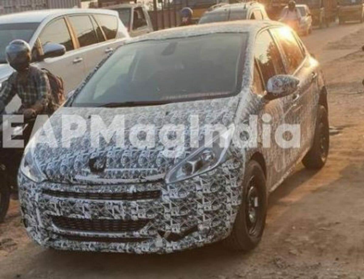 Peugeot 208 hatch India