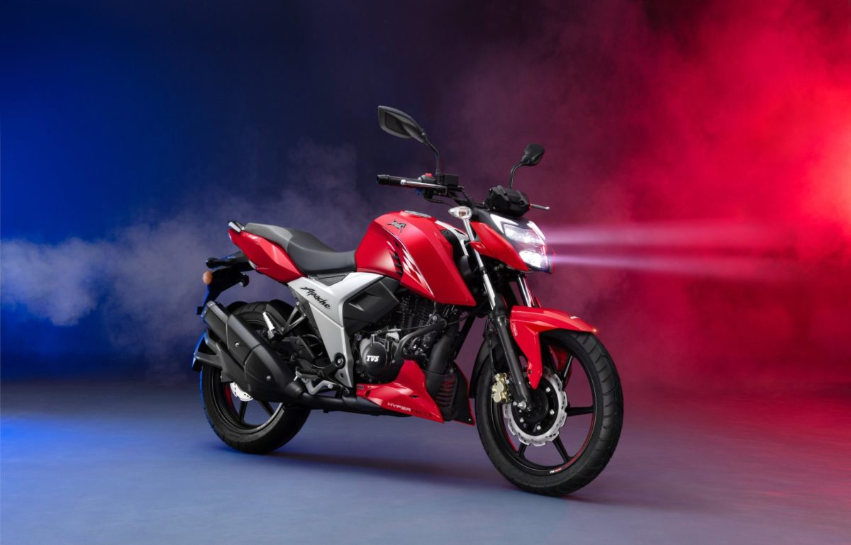 TVS RTR 160 4V bangladesh launch