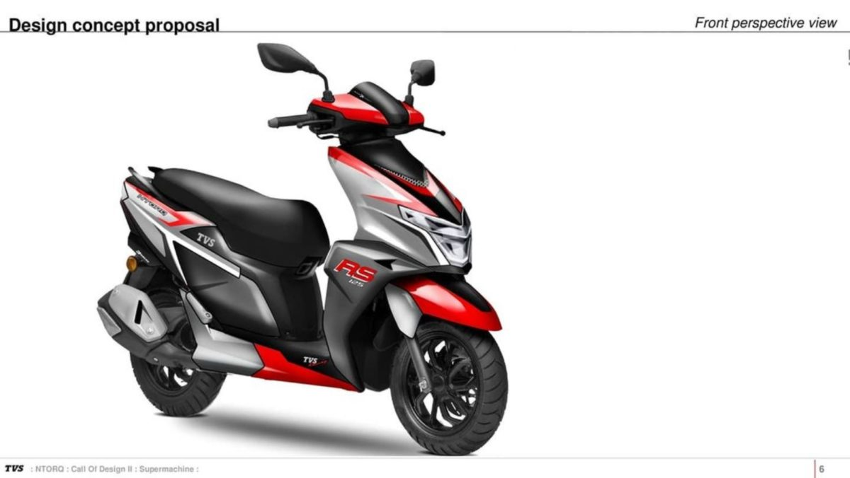 TVS nTorq Call of design contest (1)