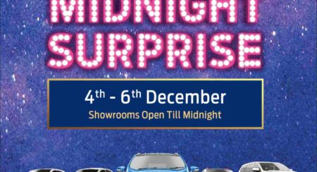 ford india midnight surprise